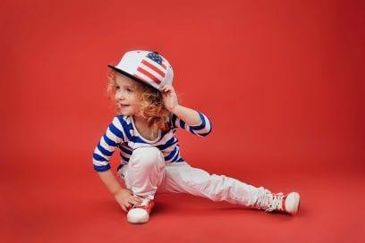 NEUER KURSHip Hop Kids 4-5 Jahren