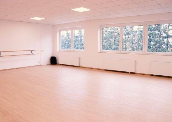 TANZWERK Reutlingen Tanzsaal