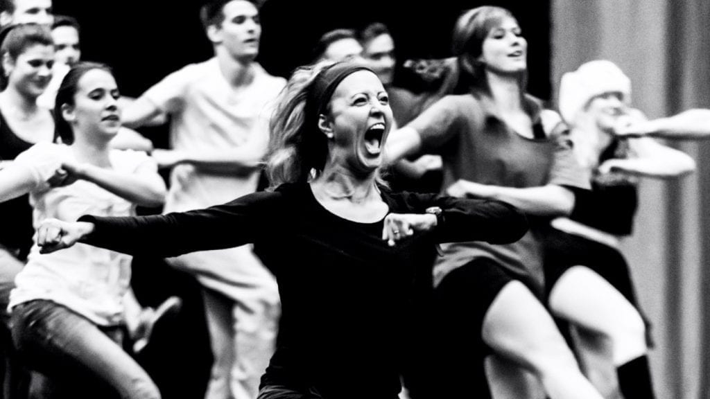 TANZWERK Reutlingen Modern Ballett Sandra