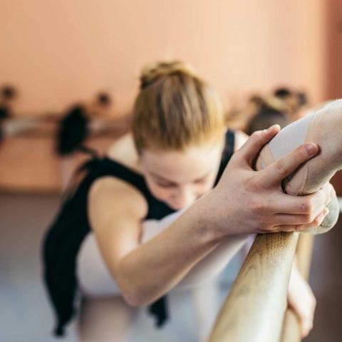KLASSISCHES BALLETT | KINDERBALLETT