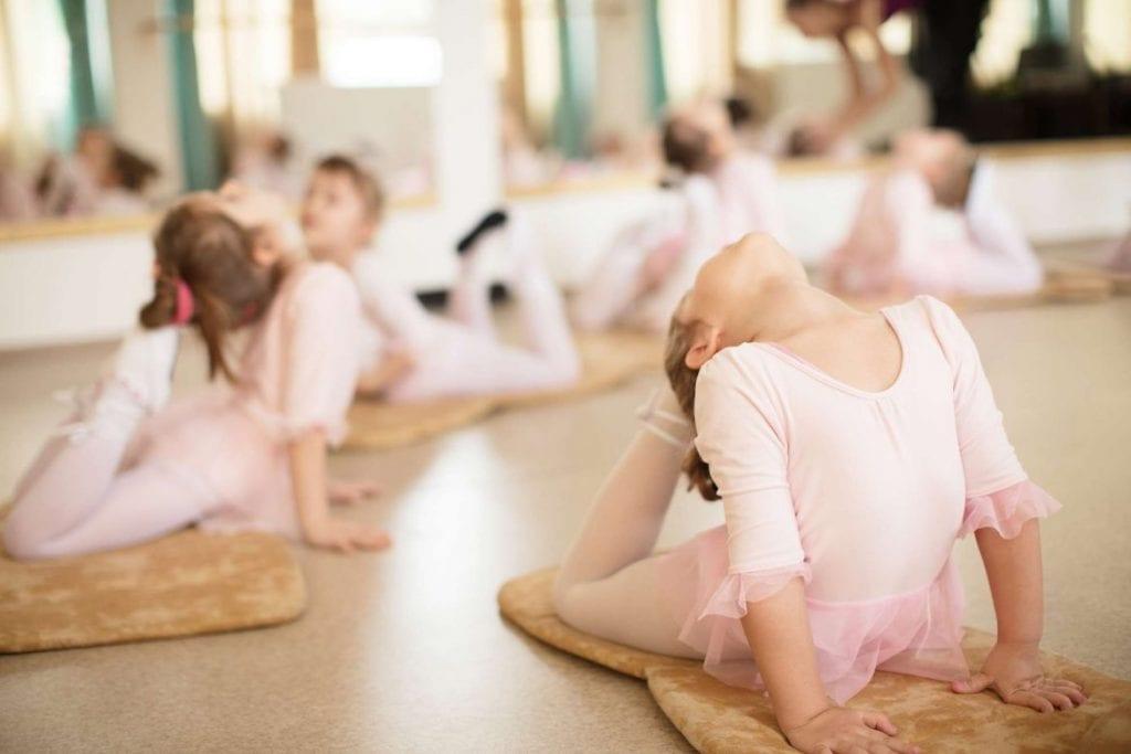 TANZWERK Reutlingen tanzen Ballett