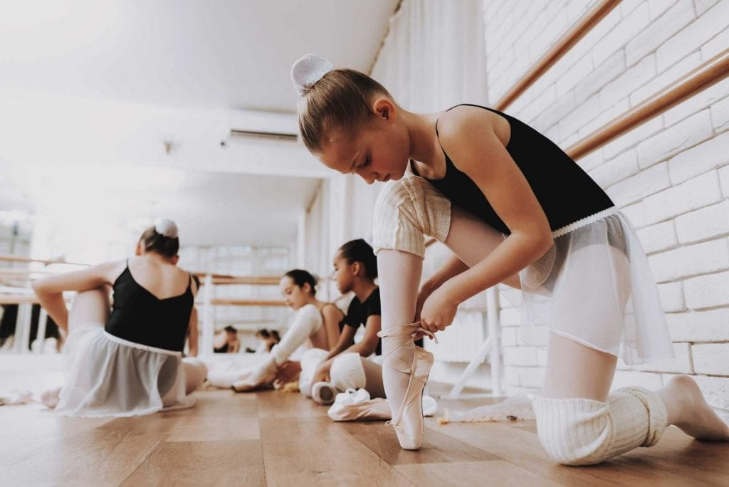 TANZWERK Reutlingen Ballett Kinder