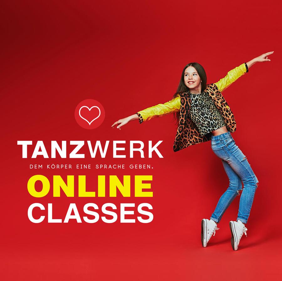 TANZWERK Reutlingen Online Classes
