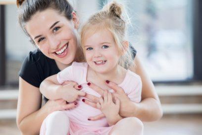 Mutter + Kind Tanz